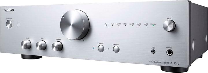 A-9010 Amplificatore argento Onkyo 785300127198 N. figura 1