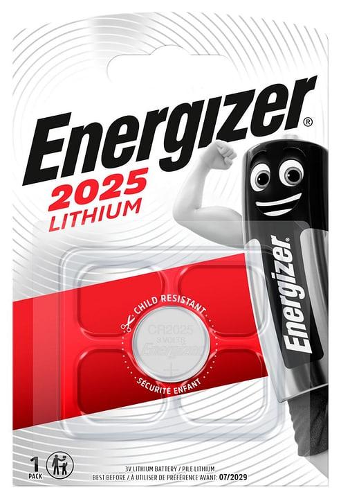 CR2025 1 pièce pile bouton Knopfzelle Energizer 792204700000 Photo no. 1