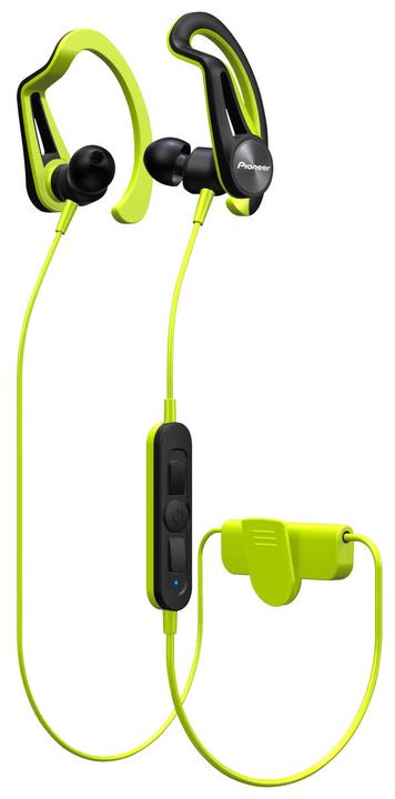 SE-E7BT-Y - Gelb In-Ear Kopfhörer Pioneer 772785300000 Bild Nr. 1