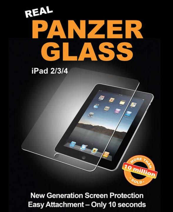 Tablet-Schutzfolie iPad 2/3 Schutzfolie Panzerglass 785300134543 Bild Nr. 1