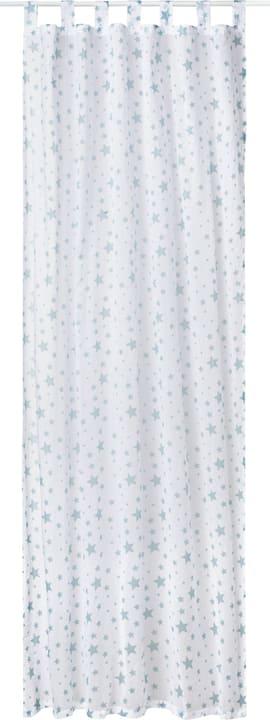 GABRIELA Tenda da giorno preconfezionata 430248300010 Colore Bianco Dimensioni L: 140.0 cm x A: 260.0 cm N. figura 1