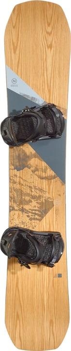 Escape inkl. Team Snowboard Unisex Nidecker 494546016220 Couleur noir Longueur 162 Photo no. 1
