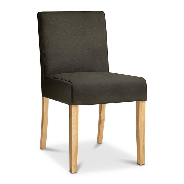 TWEED Chaise Sauvage 366009844901 Dimensions L: 48.0 cm x P: 62.0 cm x H: 84.0 cm Couleur Brun Photo no. 1