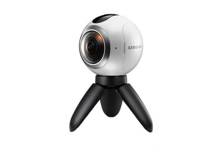 Gear 360 Actioncam Samsung 793820200000 Photo no. 1