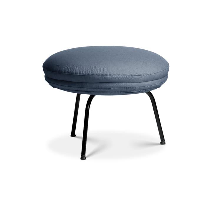 SAPO Pouffe Edition Interio 360441108040 Dimensioni L: 55.0 cm x P: 55.0 cm x A: 42.0 cm Colore Blu N. figura 1