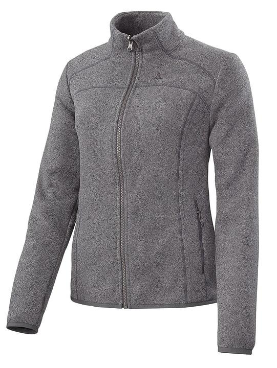 ZipIn! Fleece Valdez Damen-Fleecejacke Schöffel 462753803680 Farbe grau Grösse 36 Bild-Nr. 1