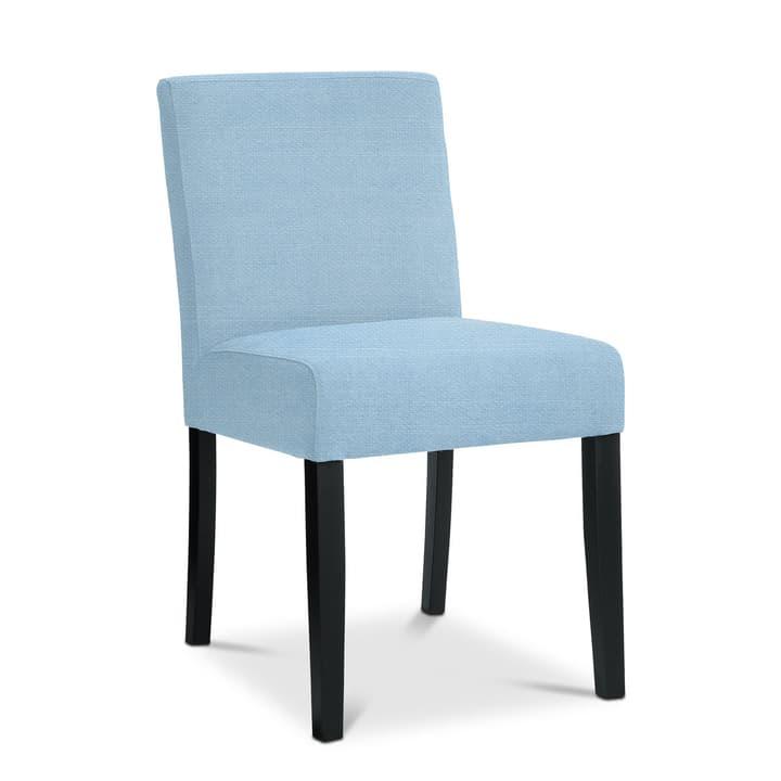 TWEED Stuhl Mariam 366008303902 Grösse B: 48.0 cm x T: 62.0 cm x H: 84.0 cm Farbe Hellblau Bild Nr. 1