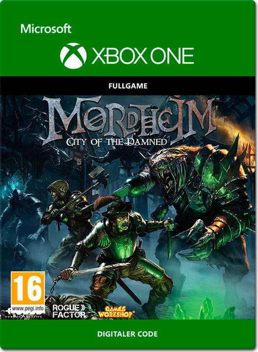 Xbox One - Mordheim: City of the Damned Download (ESD) 785300137223 Photo no. 1