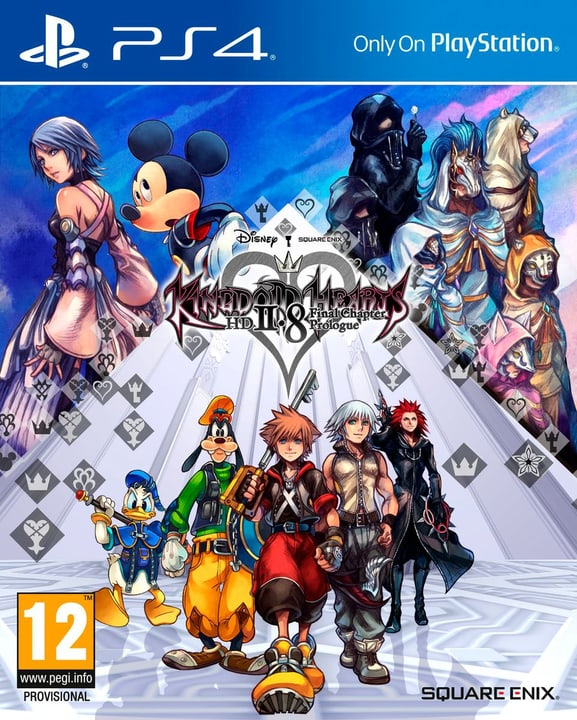 PS4 - Kingdom Hearts HD 2.8 Final Chapter Prologue Fisico (Box) 785300121621 N. figura 1