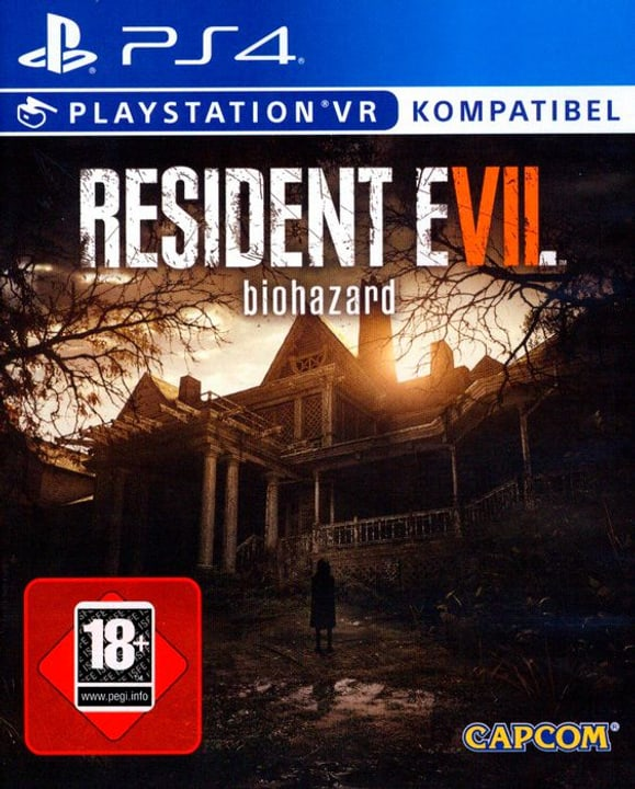 PS4 - Resident Evil 7 Biohazard D 785300130660 Photo no. 1