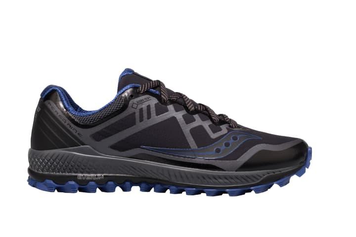 Peregrine 8 GTX Herren-Runningschuh Saucony 463235741020 Farbe schwarz Grösse 41 Bild-Nr. 1