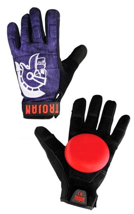Trojan Disaster Glove Madrid 492447401340 Couleur bleu Taille S/M Photo no. 1