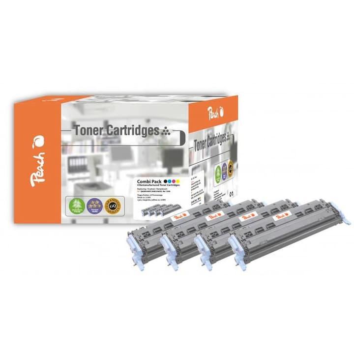 111860 124A Combi Pack Toner Peach 785300124696