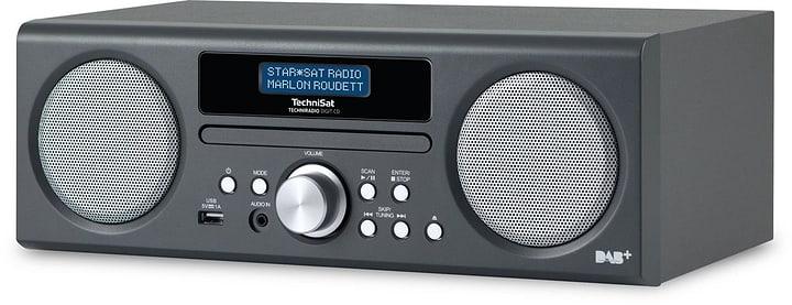 TechniRadio Digit CD - Anthrazit Radio DAB+ Technisat 785300134716 N. figura 1