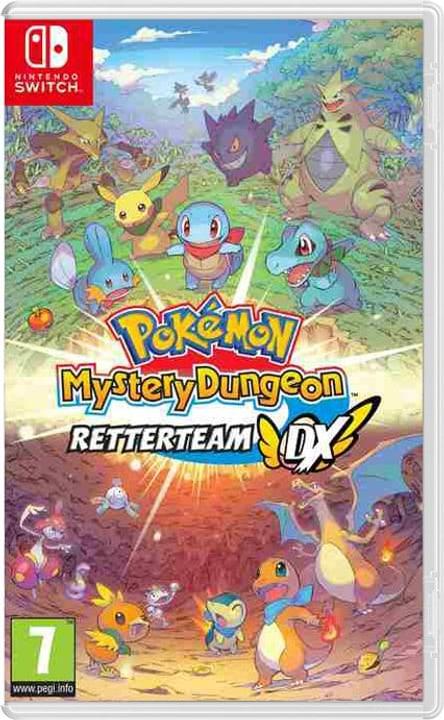 NSW - Pokémon Mystére Dungeon: Équipe de Secours F Box 785300150331 N. figura 1