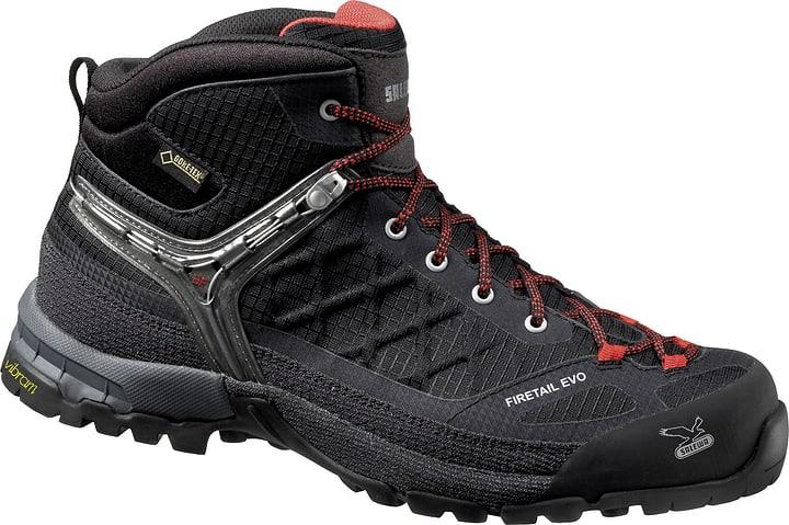 Firetail Evo Mid GTX Scarponcino da escursione uomo Salewa 460823141020 Colore nero Taglie 41 N. figura 1