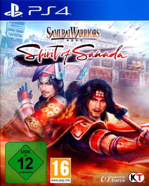 PS4 - Samurai Warriors: Spirit of Sanada Fisico (Box) 785300122294 N. figura 1