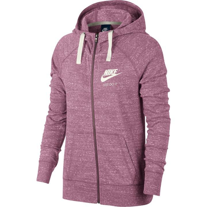 Sportswear Hoodie Veste à capuche pour femme Nike 462367900638 Couleur rose Taille XL Photo no. 1