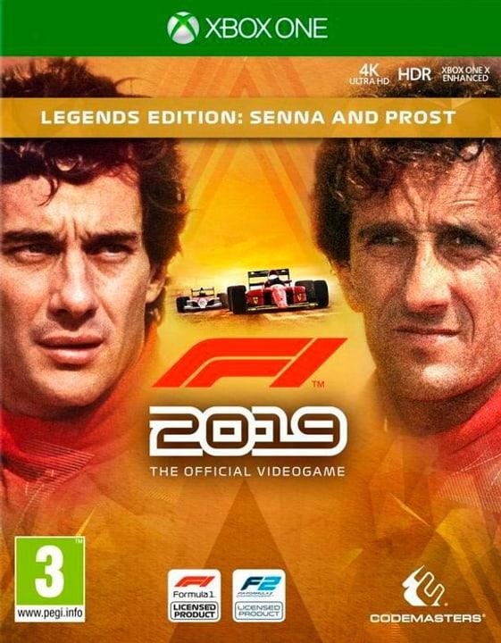 Xbox One - F1 2019 Legends Edition F Box 785300144622 Bild Nr. 1