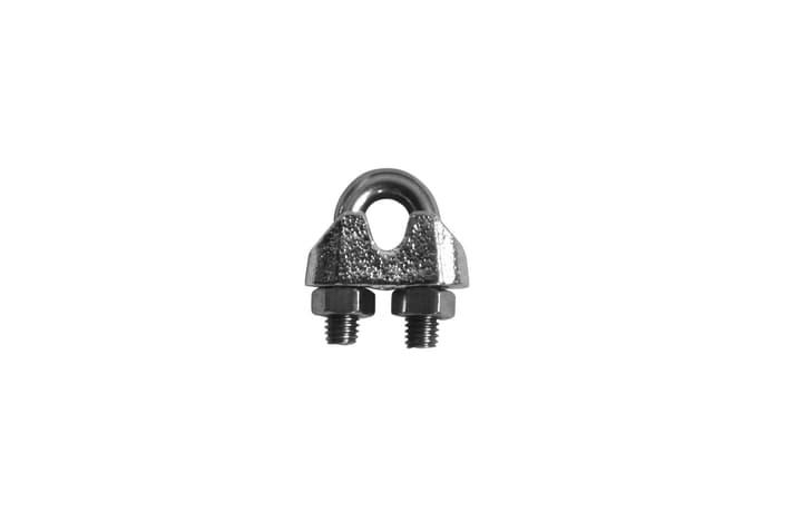 Bügelklemme rostfrei für 2mm-Seil 2 Stk. Meister 604723000000 Grösse 2 mm Bild Nr. 1