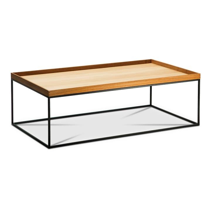 COFFEE table club 362225500000 Dimensions L: 120.0 cm x P: 70.0 cm x H: 39.0 cm Couleur Chêne Photo no. 1