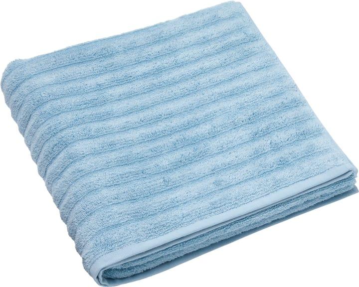NINA Duschtuch 450870120541 Farbe Hellblau Grösse B: 70.0 cm x H: 140.0 cm Bild Nr. 1