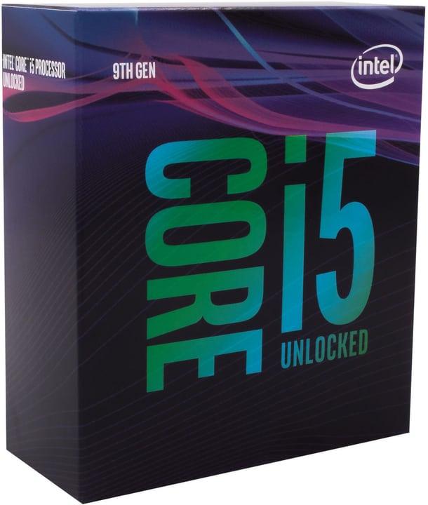 Core i5-9600K 3.7 GHz Processeur Intel 785300144963 Photo no. 1