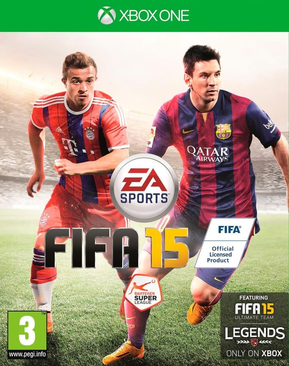 Xbox One - FIFA 15 785300118846 Photo no. 1