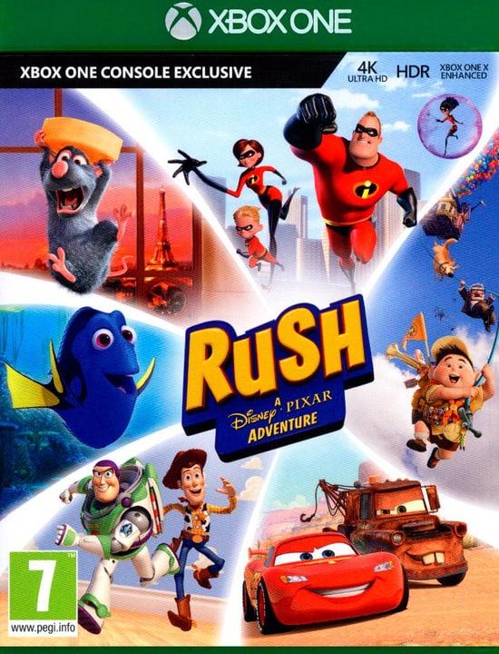 Xbox One - Rush Fisico (Box) 785300129856 N. figura 1