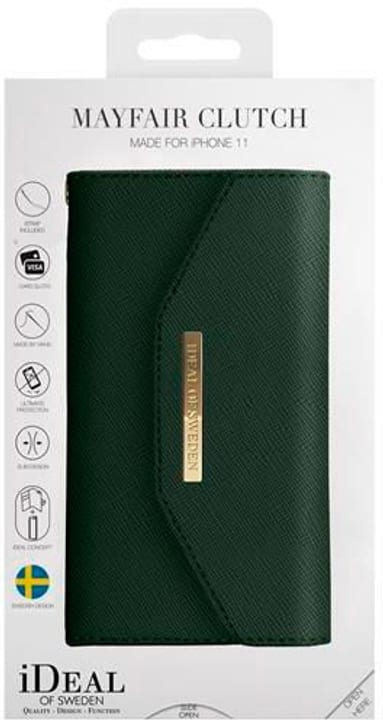 Book-Cover Mayfair Clutch green Custodia iDeal of Sweden 785300148831 N. figura 1