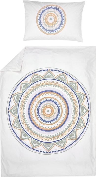 SATARA Perkal-Kissenbezug 451195810695 Farbe Multicolor Grösse B: 65.0 cm x H: 65.0 cm Bild Nr. 1