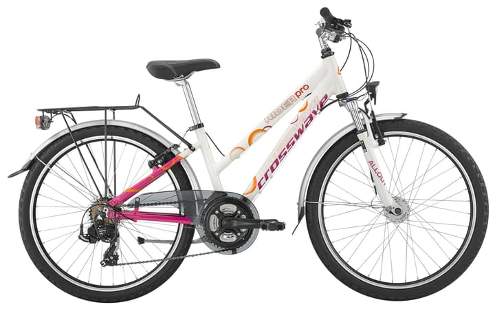 "Rider Pro Girl 24"" Vélo d'enfant Crosswave 464801600000 Photo no. 1"