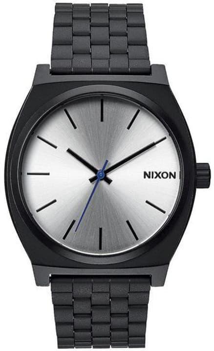 Time Teller Black Silver 37 mm Orologio da polso Nixon 785300136941 N. figura 1
