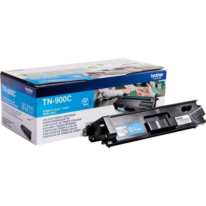 Super HY TN-900C ciano Toner Brother 785300124031 N. figura 1
