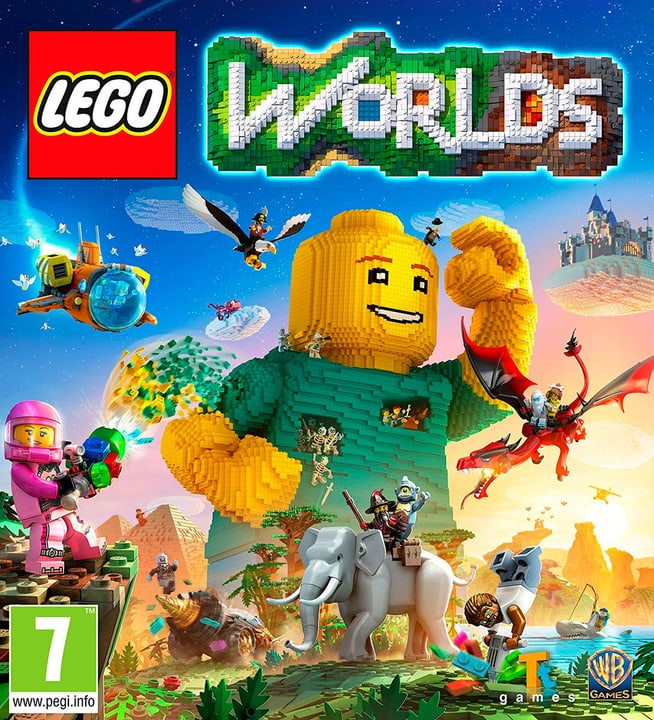 PC - LEGO Worlds Download (ESD) 785300133669 Bild Nr. 1