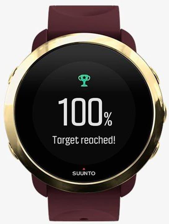 3 Fitness Burgundy Smartwatch Suunto 785300140391 Bild Nr. 1