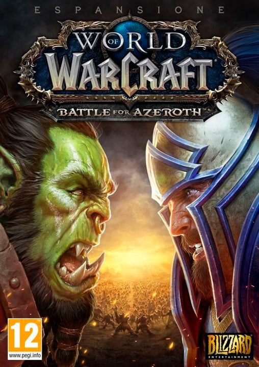 PC - World of Warcraft: Battle for Azeroth I Box 785300137812 Bild Nr. 1