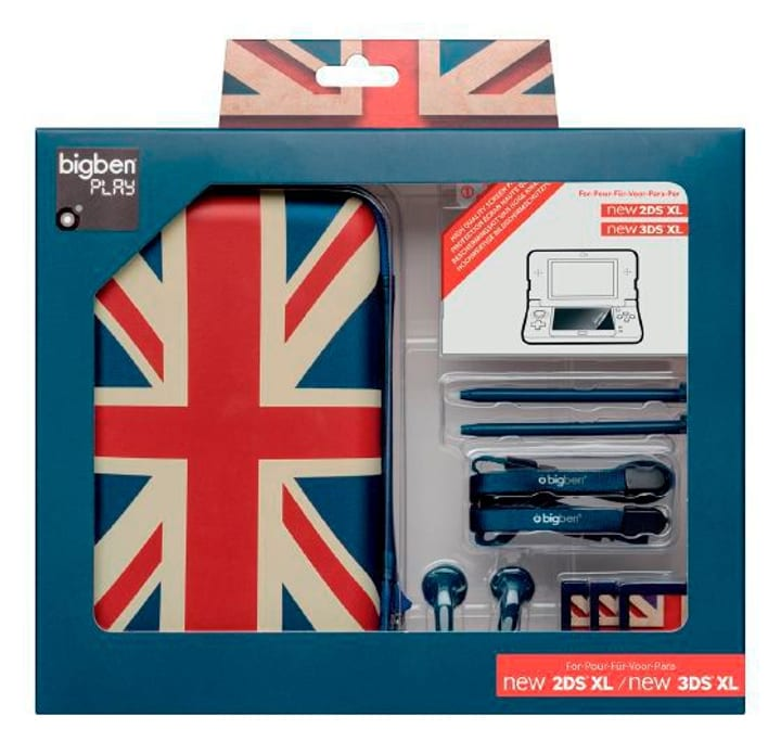 Game Traveler Essential Pack UK Bigben 785300129321 N. figura 1