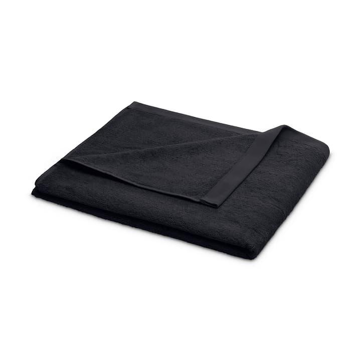 ROYAL Duschtuch 374138720520 Grösse B: 70.0 cm x T: 140.0 cm Farbe Schwarz Bild Nr. 1