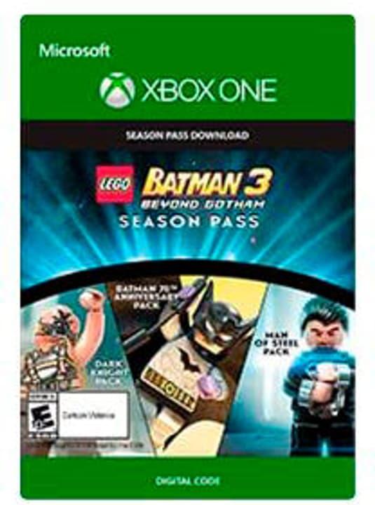 Xbox One - Lego Batman 3 Season Pass 785300135586 Photo no. 1