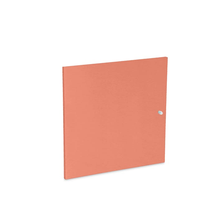 VIDO petite porte 362010773713 Dimensions L: 37.0 cm x P: 37.0 cm x H: 1.2 cm Couleur Terracotta Photo no. 1