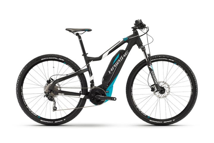 """SDURO HardNine 5.5 29"""" Vélo électrique (VTT) Haibike 463305205520 Couleur noir Tailles du cadre 55 Photo no. 1"""