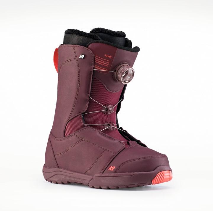 Haven botte de snowboard K2 495531327070 Couleur brun Taille 27 Photo no. 1