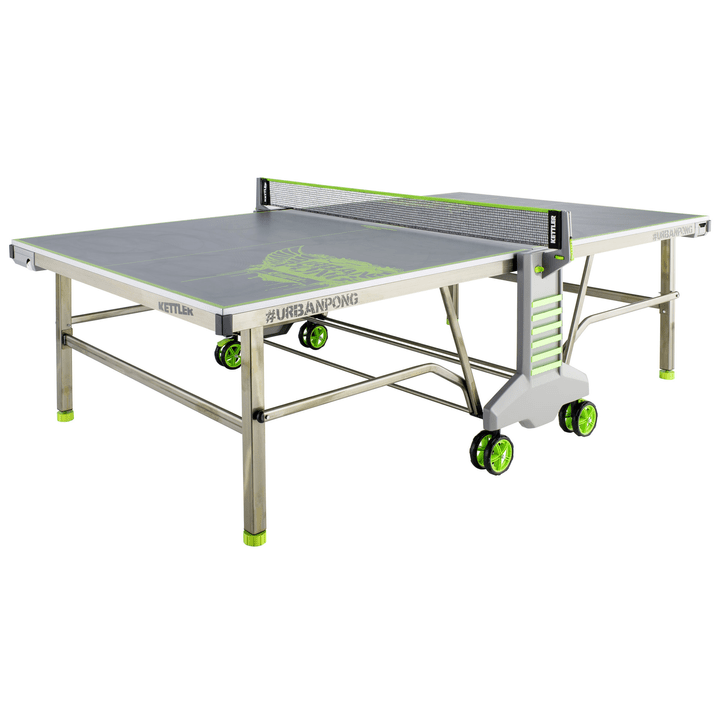 Urbanpong Outdoor Tischtennis-Tisch Kettler 491637800000 Bild-Nr. 1