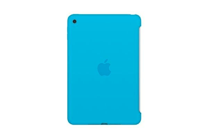 iPad mini 4 Case Blue Silicone Apple 797879600000