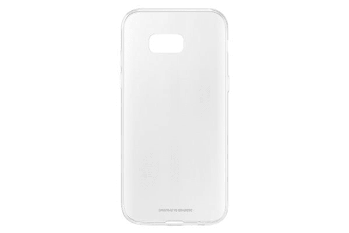 Clear Cover A5 2017 transparent Samsung 798076300000 N. figura 1