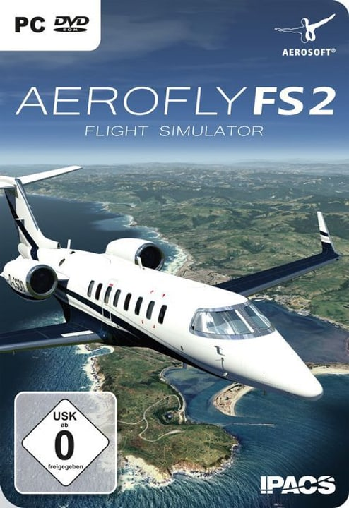 PC/Mac - AeroFly FS 2 [DVD] (D) Box 785300131333 Photo no. 1