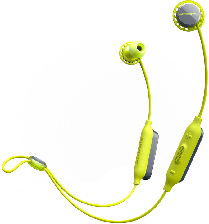 Relay Sport Bluetooth - Lime Casque In-Ear SOL REPUBLIC 785300132146 Photo no. 1