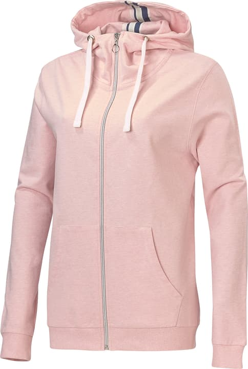 Hooded Sweatjacket Veste à capuche pour femme Extend 462380200438 Couleur rose Taille M Photo no. 1