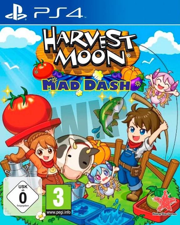 PS4 - Harvest Moon - Mad Dash F/I Box 785300146868 Photo no. 1